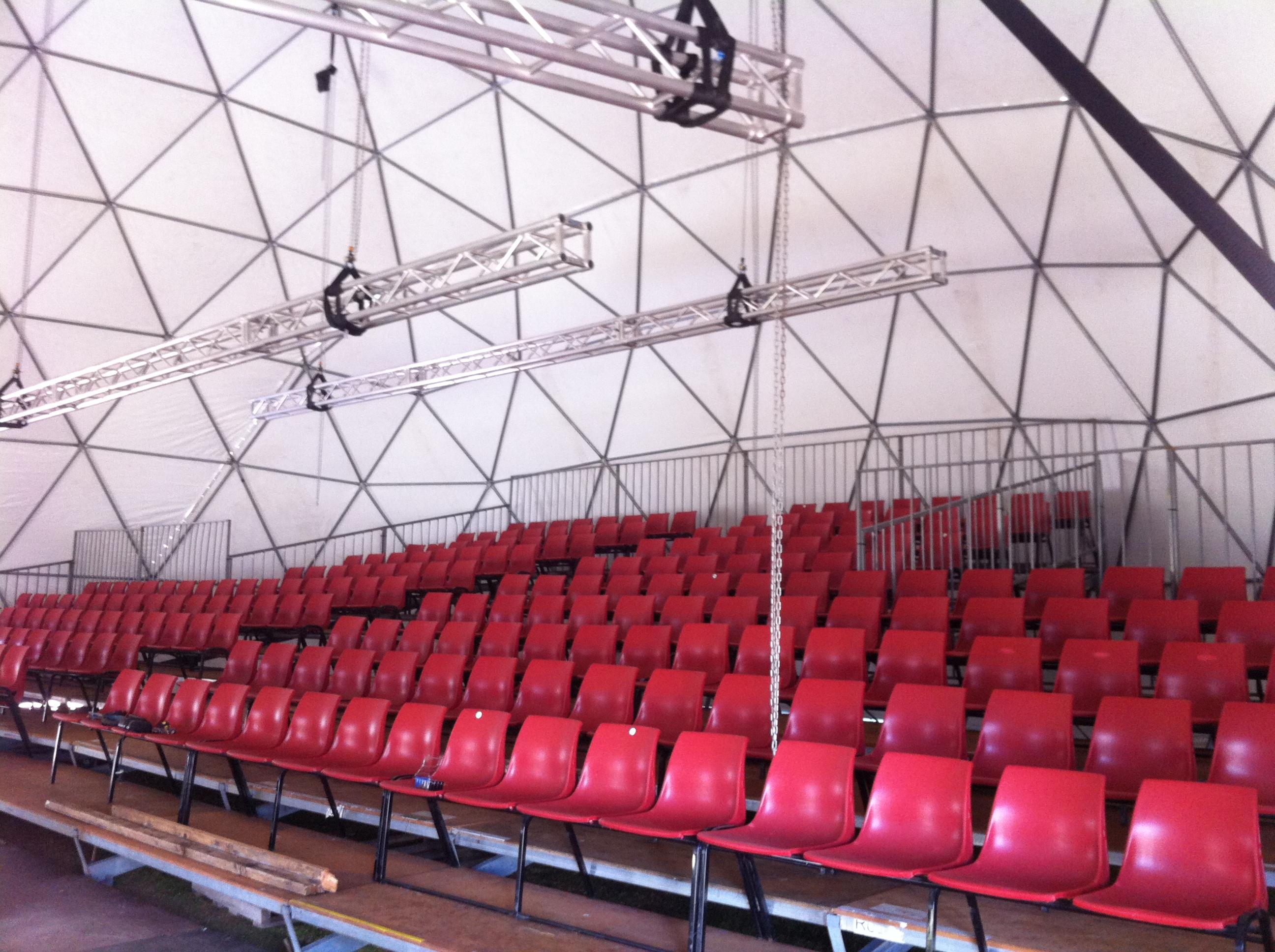 The 20 Metre Dome Dome Company Australia